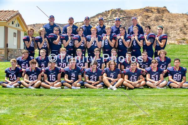 20210826 - Football Team Photos