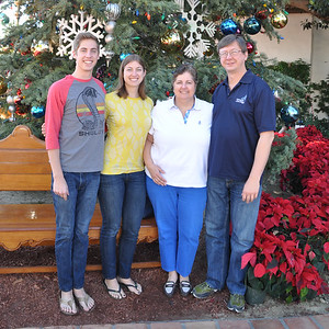 2013-12-26 to 12-31  Duluk-Marshall-Colford La Quinta Christmas Trip