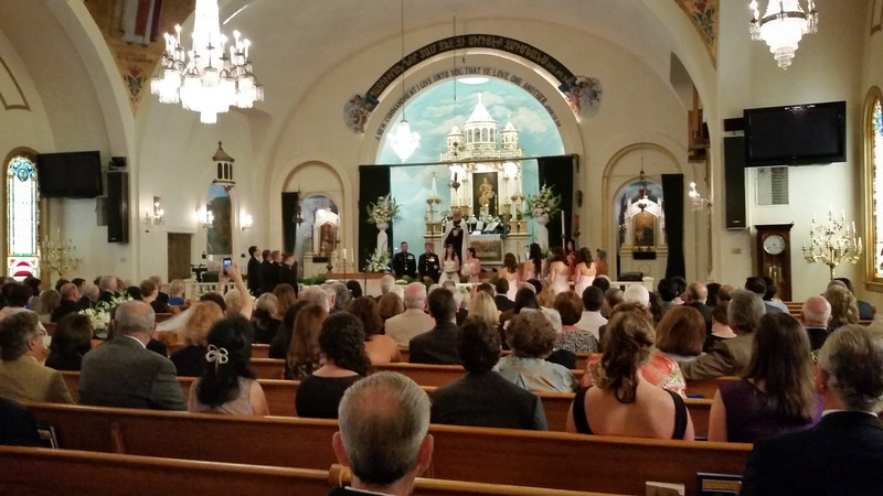 2015 10/24: Karina & Michael's Wedding (Snapseed)
