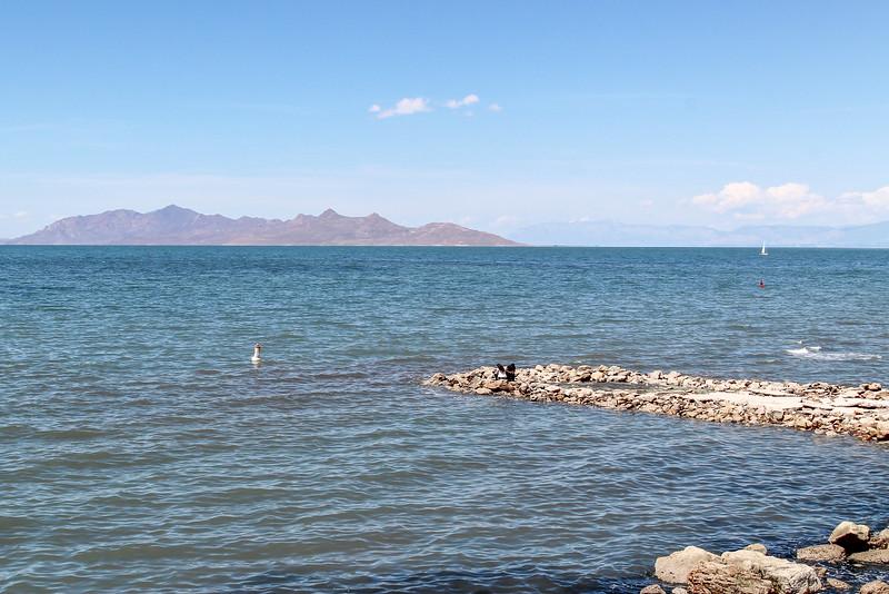 Salt Lake City - Great Salt Lake