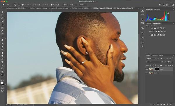 Retouching &  Photo Editing Portfolio