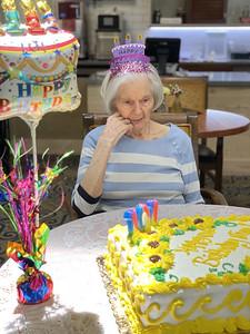Nina Cola 101st Birthday