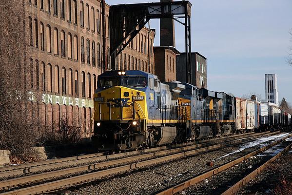 2006 New England Railroading
