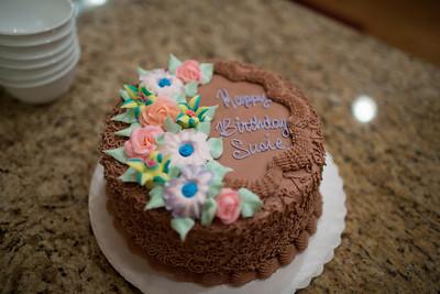 Susie's Birthday - March 2013