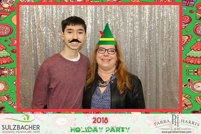 2018 Sulzbacher Holiday Party