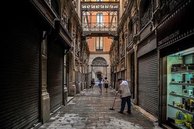 Barcelona, Spain - 2012