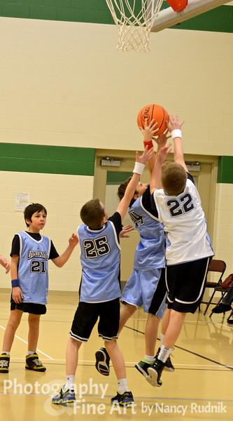 Upward Basketball 2014