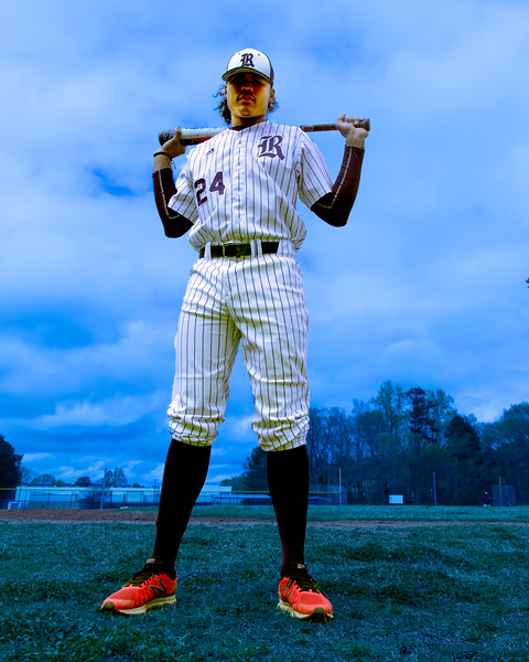 Taj Redan Baseball