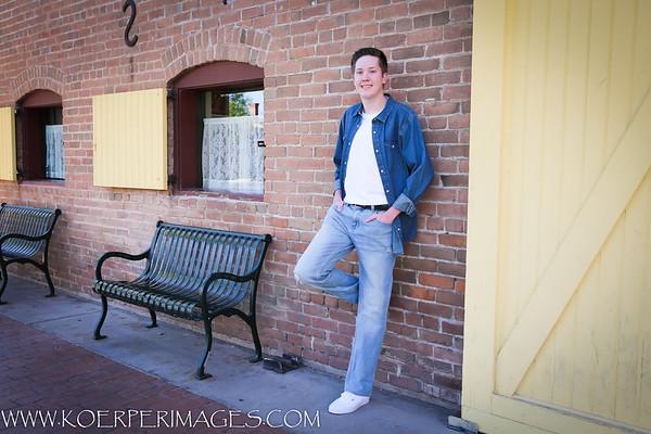 Jacob's Senior Photos