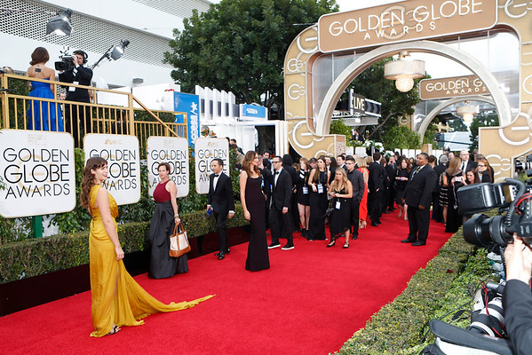 73 annual Golden Globe Awards