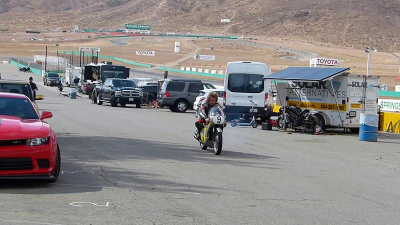 Honda Four racer