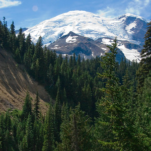 Glacier Basin, Mt. Rainier