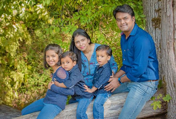 D's family Fall 2017