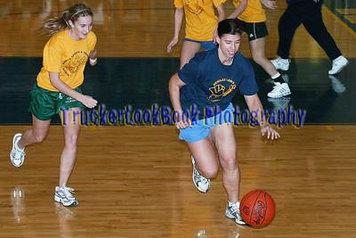 2007 Spring Chickens vs. Old Turkeys Basketball Game : Gallery II
