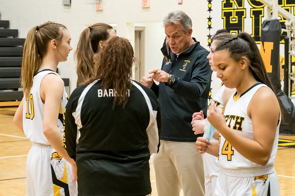 2020-11-17 - Sullivan North Girls vs Washburn @ North