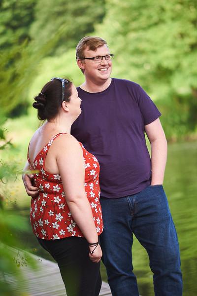 Mark and Leona