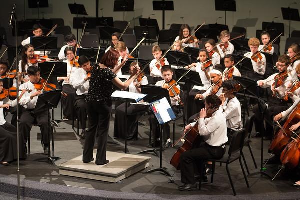 Middle School Spring 2018 Concert