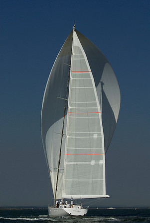 Superyacht regatta, Cowes