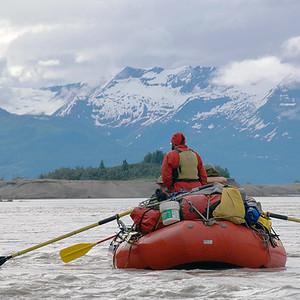 Copper River Rafting