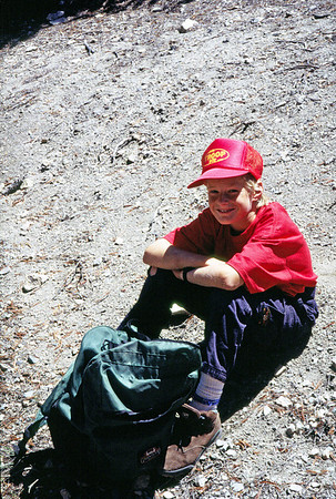 June 1994 - Rock Creek Hike