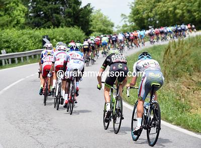 Giro d'Italia Stage 12: Imola > Vicenza, 190kms