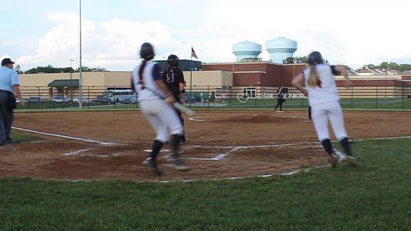 Softball: Briar Woods Wins District 2011