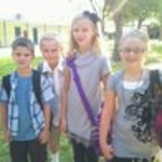 1st Day of School 2011