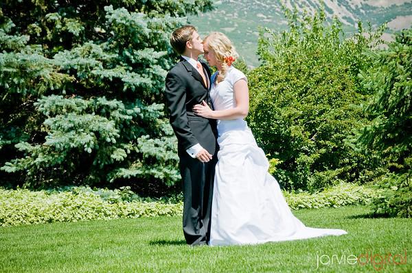 Allred Wedding