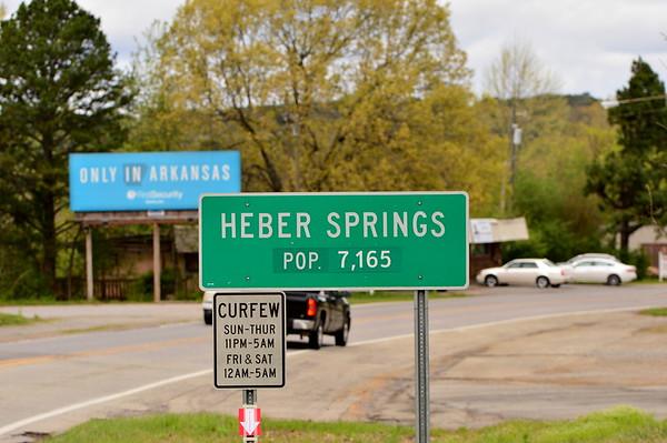 Heber Springs/Greers Ferry Lake