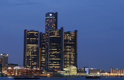 Detroit 2007 Fireworks