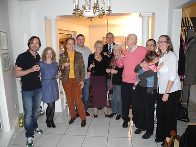 Aunt Bärbel's Amazing 70th Birthday Party - Nov 2012