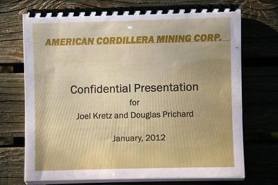 American Mining Corp./Hydro-Imaging