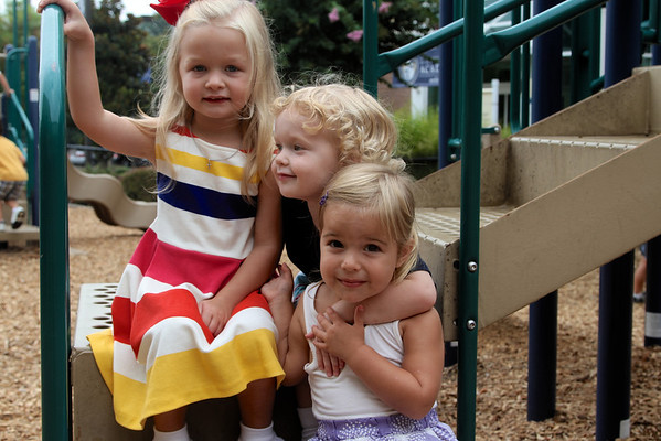 Preschool Brochure Shoot 2012