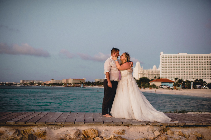 Requiem Images - Aruba Riu Palace Caribbean - Luxury Destination Wedding Photographer - Day after - Megan Aaron -125.jpg