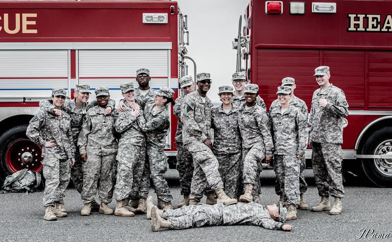 Fire & Medics