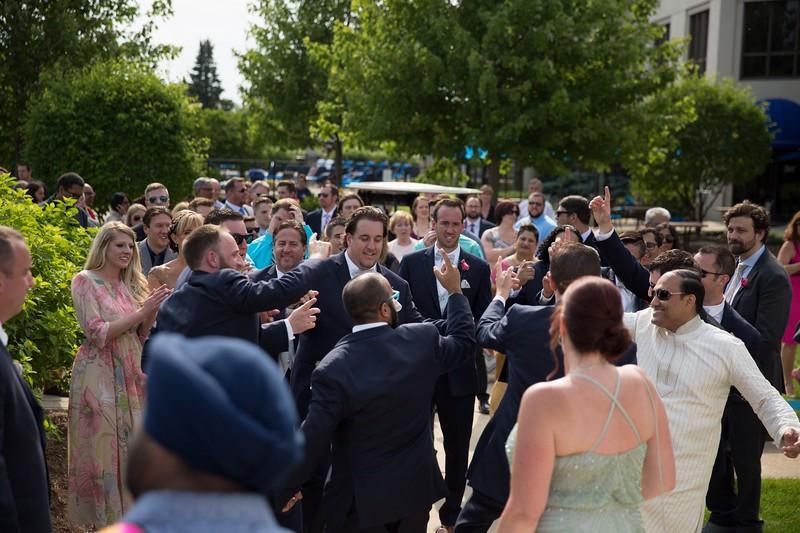 LeCapeWeddings Chicago Photographer - Renu and Ryan - Hilton Oakbrook Hills Indian Wedding -  527.jpg
