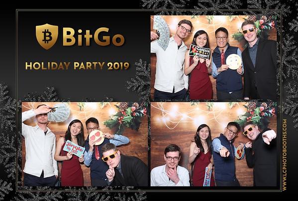 Bitgo Holiday Party 2019