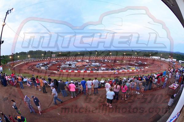 Rome Speedway 7/3/16