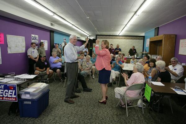 Wapello County Democratic Canvassing Kick-off