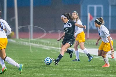 2015 04/09 Girls Soccer VY at Robinson