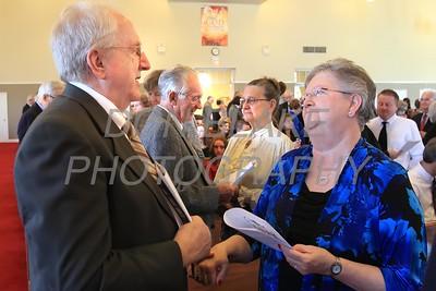 2015 Wedding Anniversary Mass