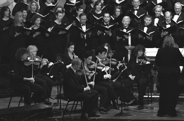 Handel's Messiah - Erie Philharmonic Chorus - St. Peter's Cathedral