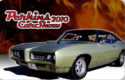 Perkins Car Show 2010