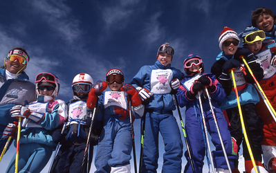 Blackcomb Mountain, 1980s-1990s