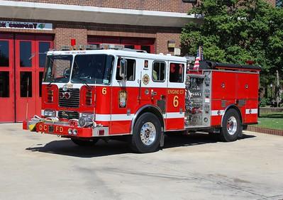 Shaw Engine 6