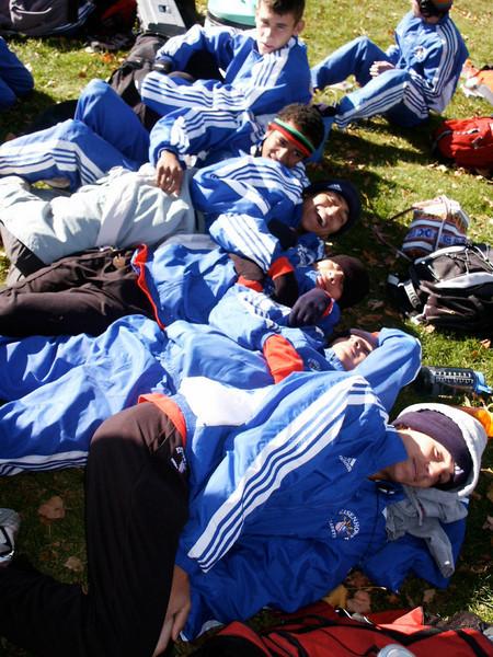 2004-10-30 Big 9/GSL Regional Championships