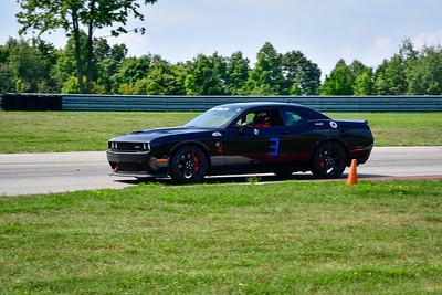 2021 SCCA Pitt Race Aug TT 2 Dodge