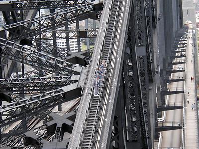 Return to Sydney 2, Crossing the Bridge