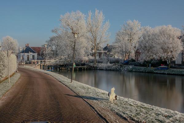 WINTER IN ONDERDENDAM 2007