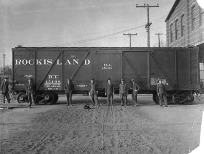 Freight Cars—Wooden